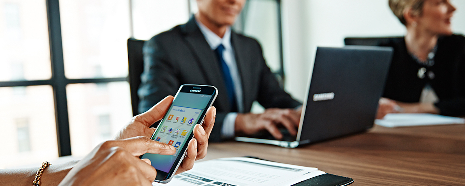 Mobility management and security is a concern for government agencies as they move toward a more connected workplace.