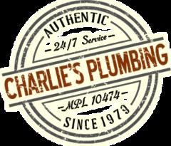 Charlies Plumbing Logo