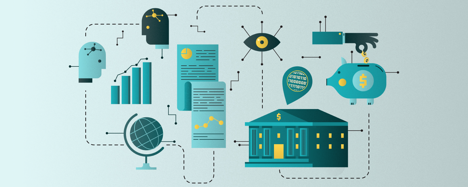 The use of big data in finance is more critical to banks now than ever before.