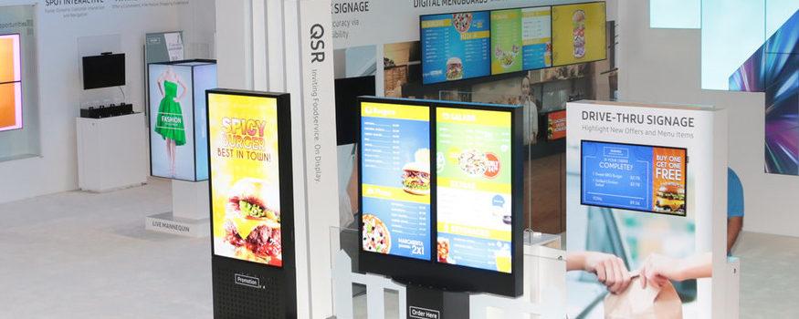 InfoComm: QLEDs, Smart Displays Highlight Samsung Exhibit