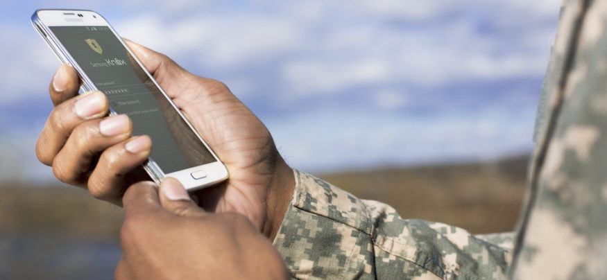 The state of federal mobile security is a major concern.