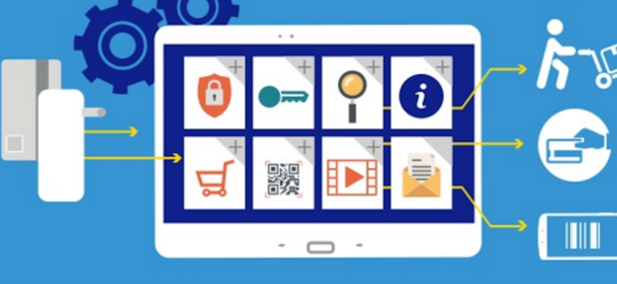 Samsung's KNOX customization allows companies to add specialized apps to their mobile devices.