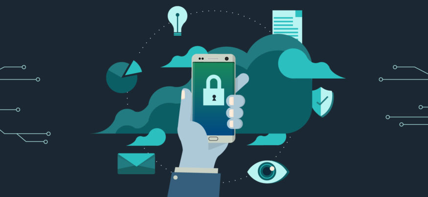 Mobile security for businesses is an increasingly important topic.