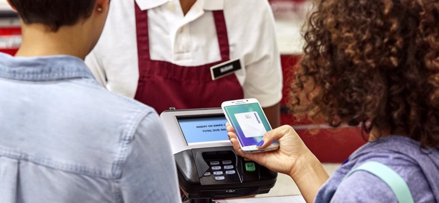 Samsung Pay security helps retail customers ensure their payments are safe and secure.