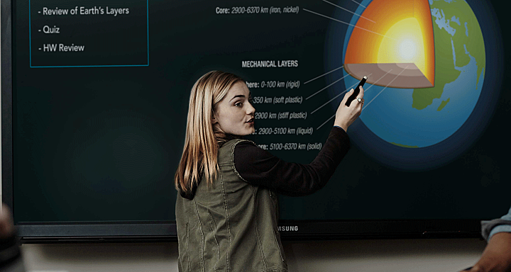 Samsung Solve for Tomorrow, allowing STEM students to make a better today.