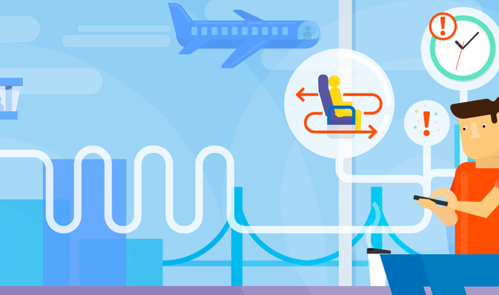 Beacon tech is transforming the travel industry by streamlining airport operations and communicating personalized information to travelers.