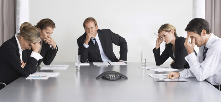 It's time to make conference calls and meetings productive again