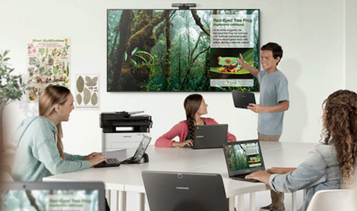 Cloud printing solutions help educators save money and become more efficient.