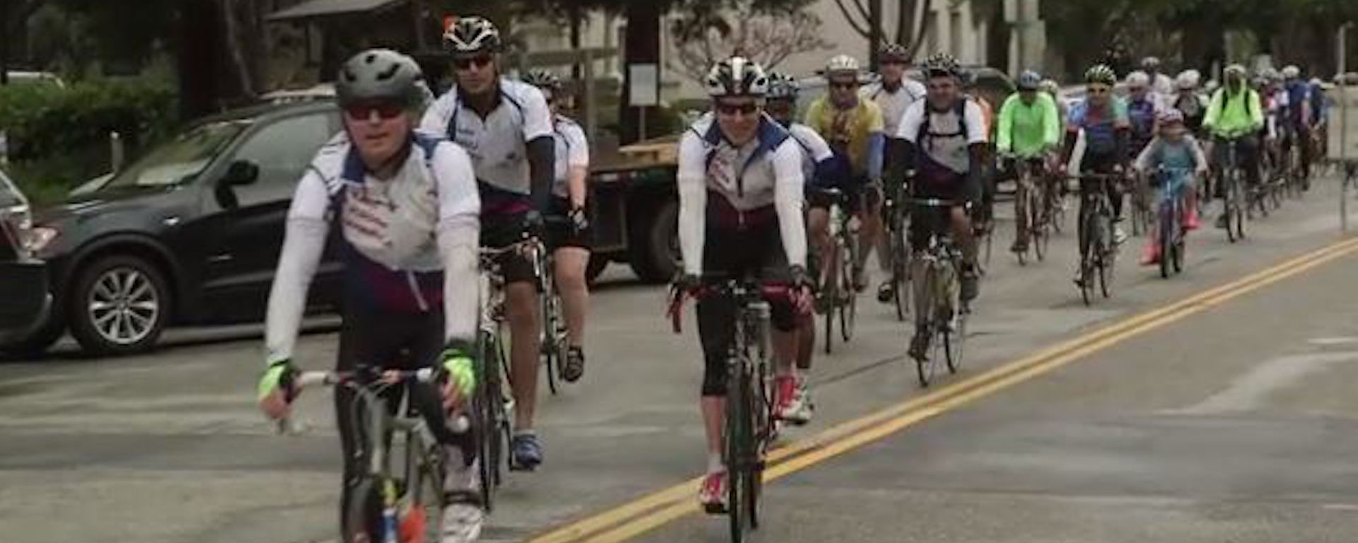 Sean Maloney, stroke survivor and founder of Heart Across America, has pledged to ride his bike across the nation in an effort to to raise money for arterial ultrasounds and awareness for health screenings and prevention of strokes.