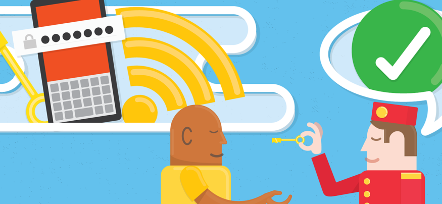 Providing guests with the Wi-Fi password immediately on arrival is crucial to providing a positive guest experience in today's technology-focused world.