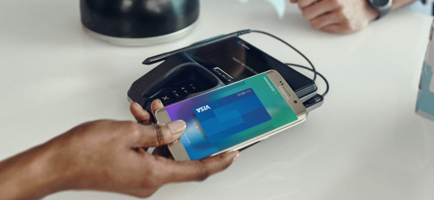 Magnetic secure transmission is an integral security advantage of Samsung Pay.