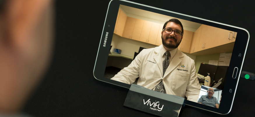 Remote patient monitoring technology is now incorporating video to improve patient care.
