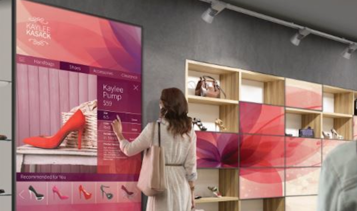 Retail technology is helping engage shoppers in new ways.
