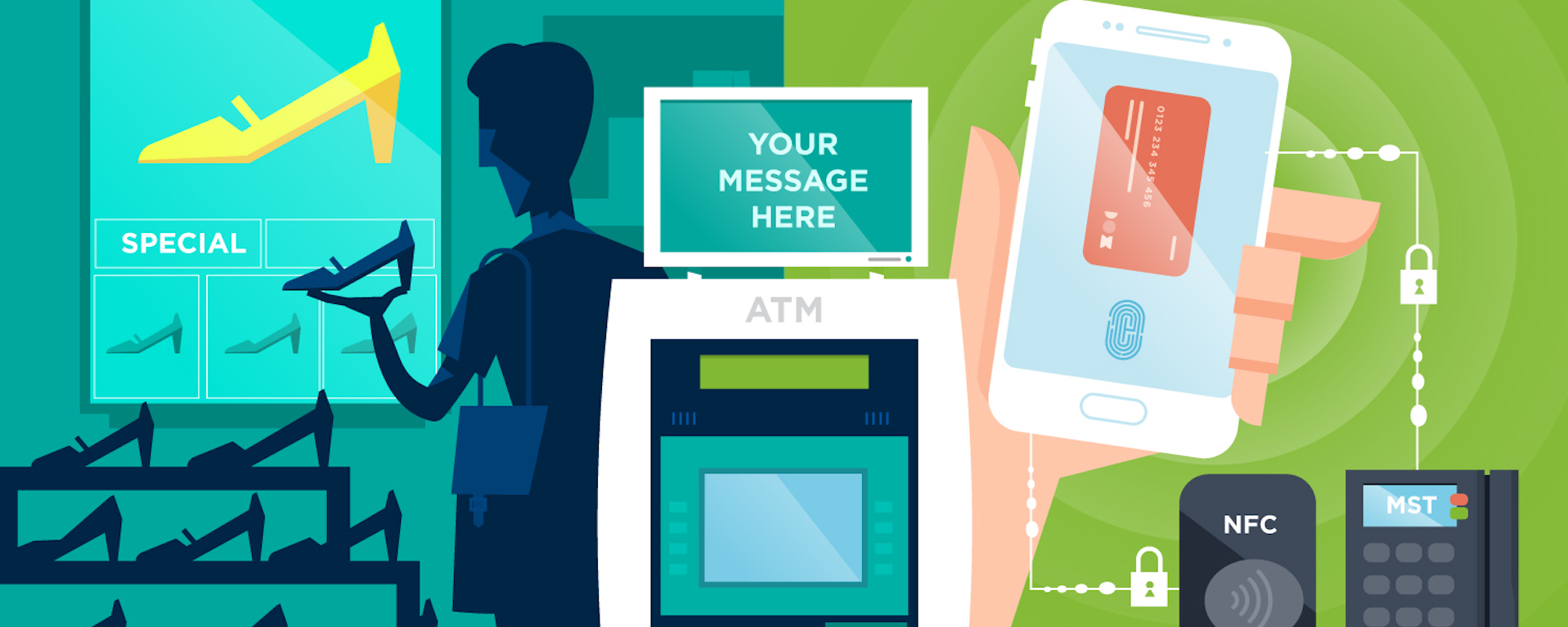 Retail technology trends 2015 are changing the industry.