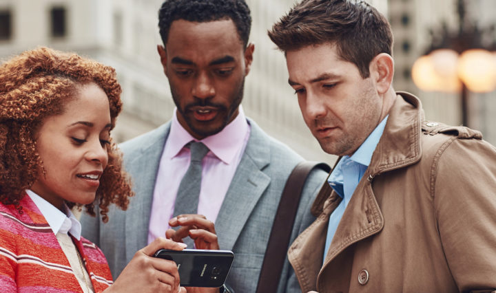The rise of smartphones and the BYOT trend is resulting in an increasingly mobile workforce.