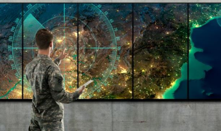 Digital signage has many applications for command and control centers.
