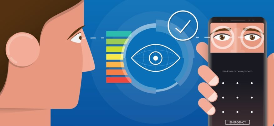 Using Biometrics for Authentication and Data Encryption on