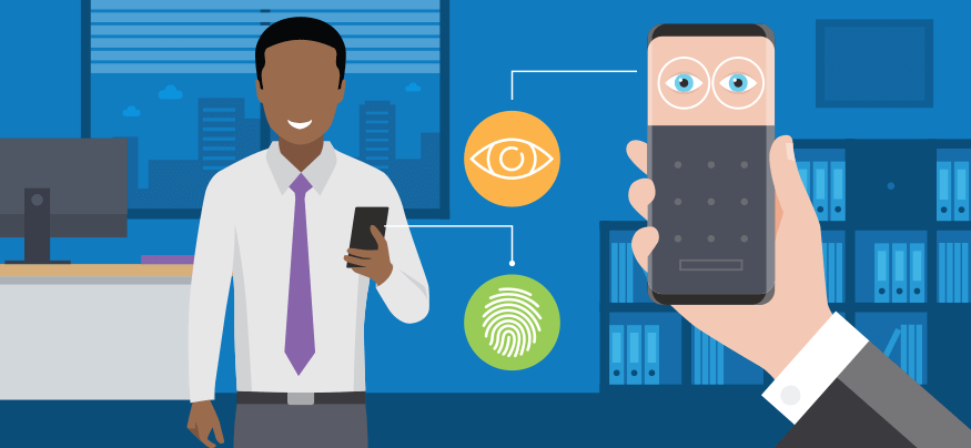 Leveraging Biometric Authentication to Improve Mobile Security
