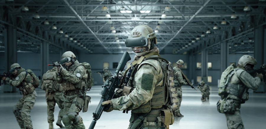 Mobilizing an Immersive Training Ecosystem for DoD Mission Advantage