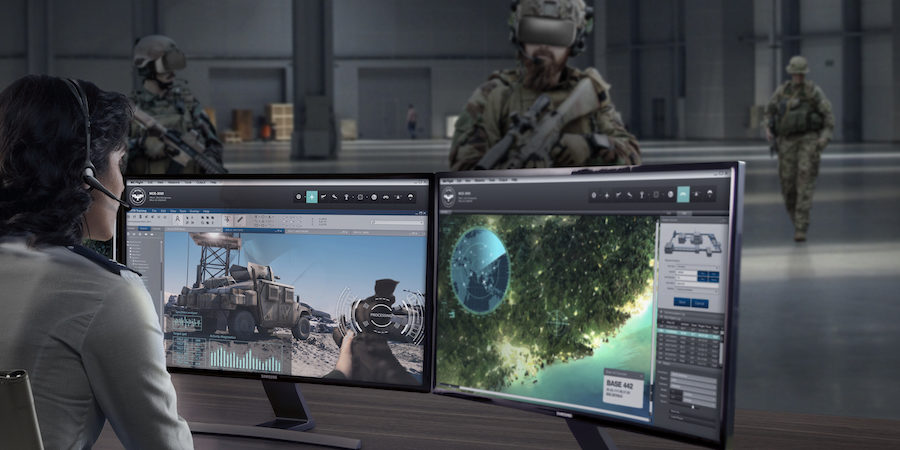 Mobilizing an Immersive Training Ecosystem for DoD Mission ...