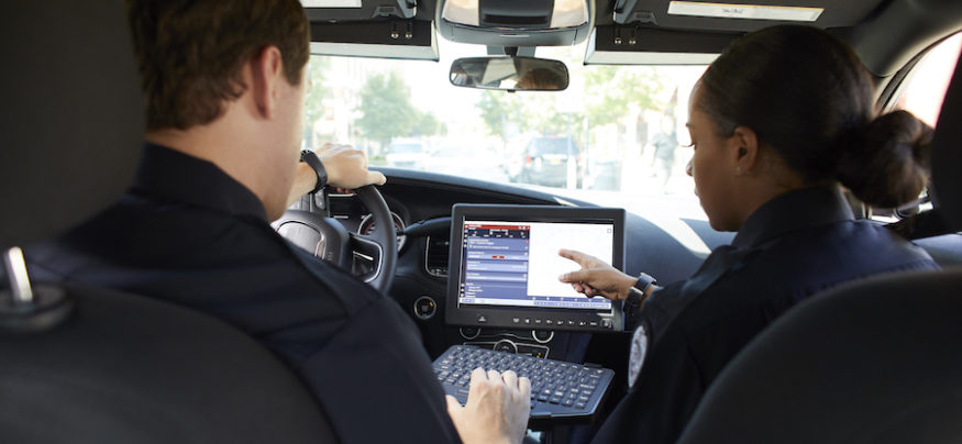 Mobile CAD: Keeping Modern Officers Connected and Safe