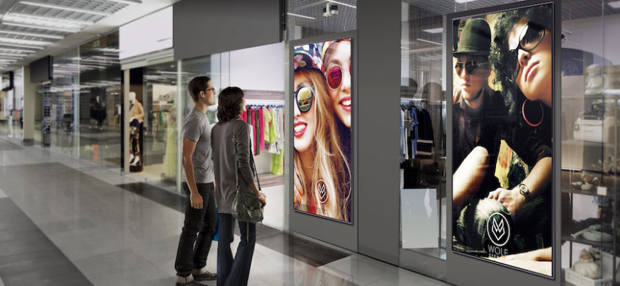 Retail's Customer Journey Goes Digital With Signage at NRF