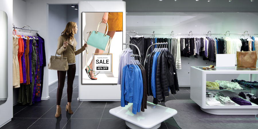 What Retailers Should Look for in Digital Signage