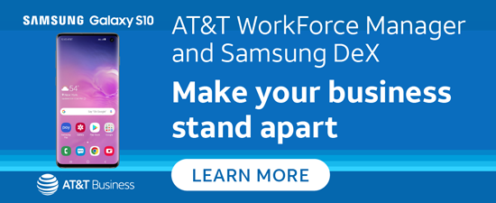 AT&T special offer banner