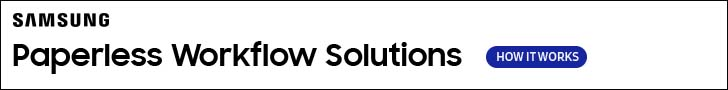 Paperless Workflow Solutions Banner