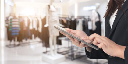 Retail mobile technology