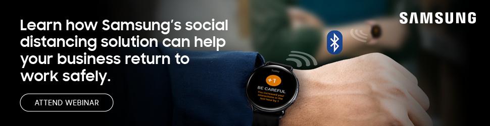 Social Distancing solution